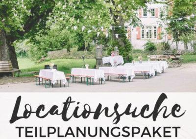 Locationsuche – das Teilplanungspaket