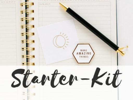 Das Hochzeitsplaner Starter-Kit